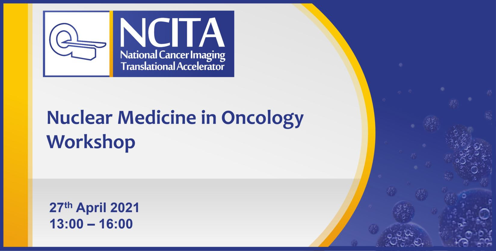 NCITA Nuclear Medicine in Oncology
